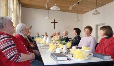 10-03-03 Besuch Tippelt Frauenhilfe