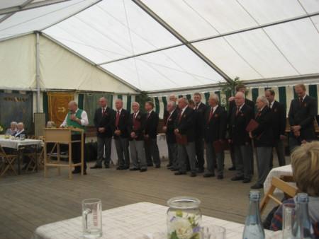 125 Gesangsverein Golmbach