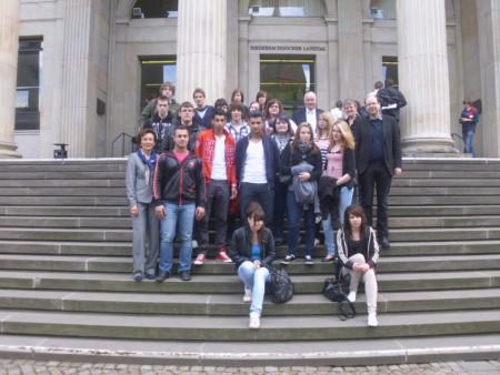 Ltbesuch Oberschule Homburg