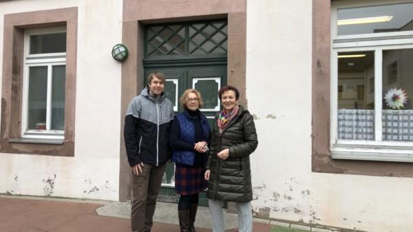 Sebastian Rode, Frauke de Vries, Sabine Tippelt